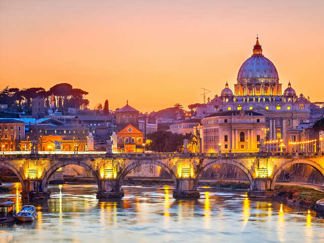 ITALY'S SUNBELT, ROME & THE AMALFI COAST (Small Group Tours Available)