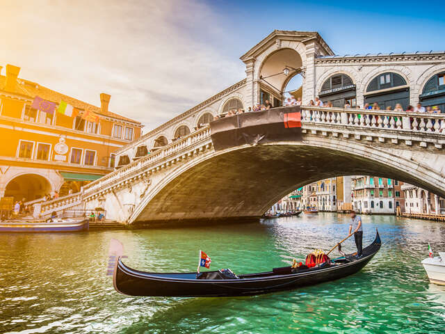 GRAND TOUR OF ITALY & SICILY (Small Group Tours Available)