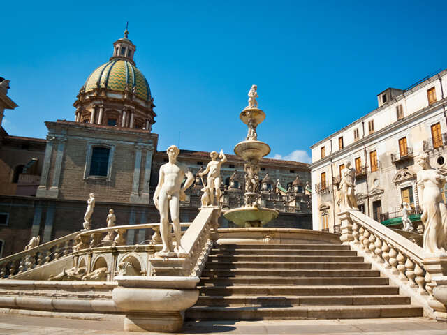 SPLENDORS OF SICILY (Small Group Tours Available)