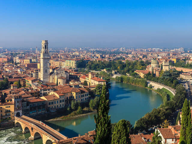 VERONA, THE CITY OF ROMEO & JULIET
