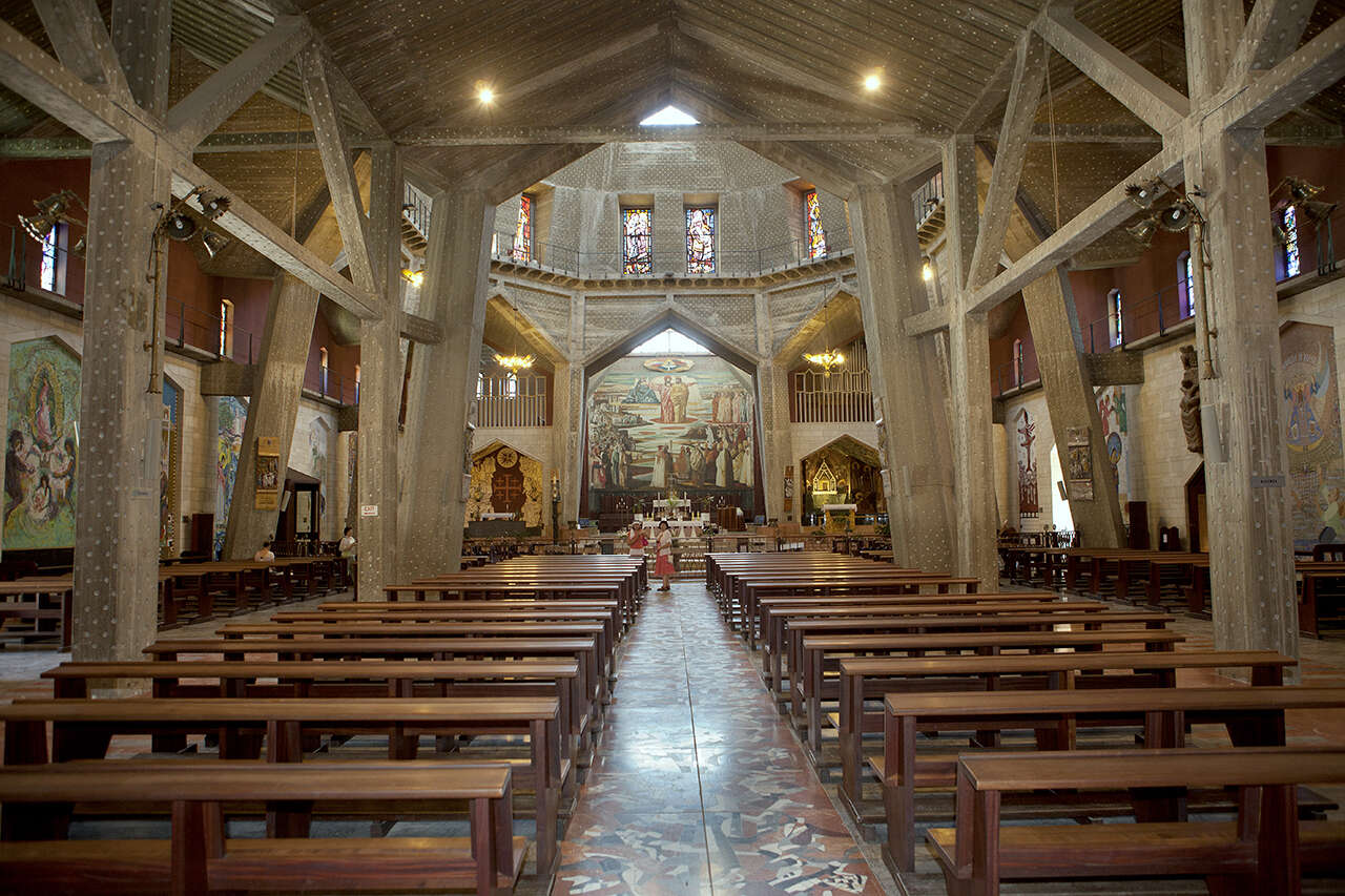 Thursday, November 14 / Sepphoris - Nazareth - Mt Tabor