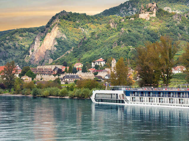Romantic Danube - River Cruise For Wine Lovers