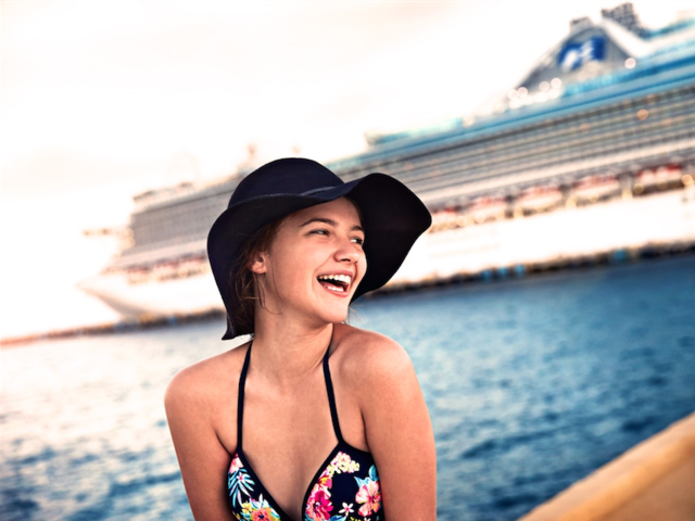 Book by September 24 and Get up to 40% off: Princess Cruises' Sun-Drenched Deals
