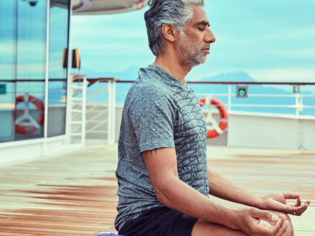 Route to Ancient Wellness: Cruise to Arabia with Wellness Icon Dr. Andrew Weil on Seabourn