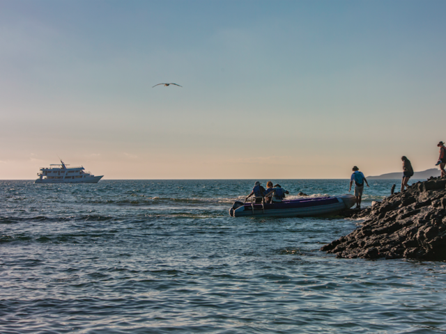 Free Air to the Galapagos on GAdventures' New Ship in its Inaugural Season