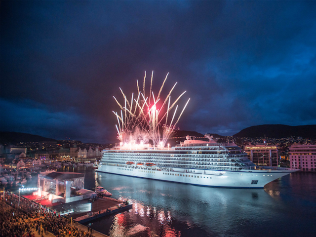 How This Cruise is Breaking a World Record