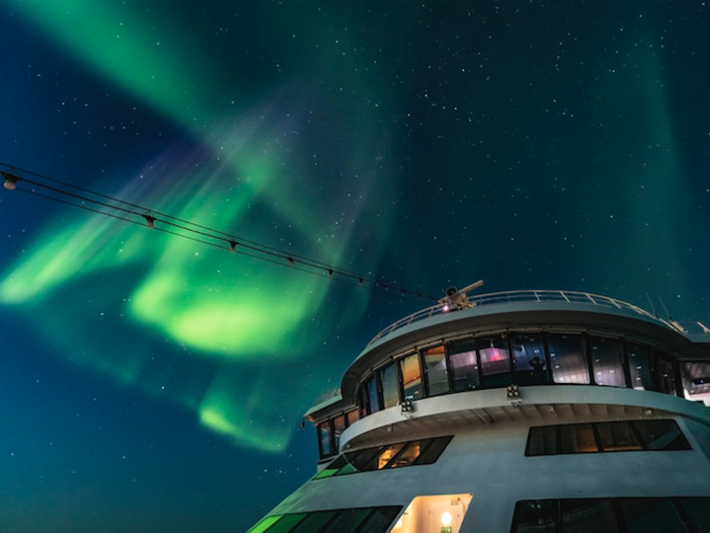 The World's 1st Hybrid Cruise Ship Launches a New Era of Eco-Responsible Travel