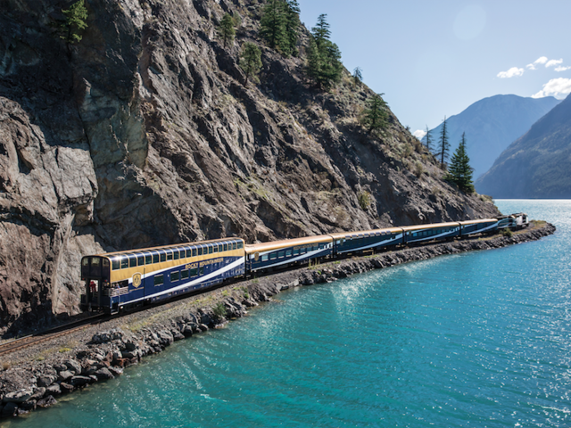 Free Perks as you Explore Canada's Rockies by Rail: Rocky Mountaineer's 30th Anniversary Event