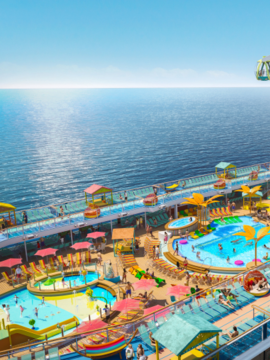 New Ship, New Itineraries to Europe and the Mediterranean on Royal Caribbean in Time for Summer 2021