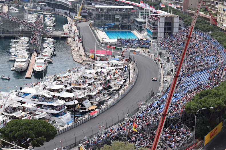 Exclusive Monaco Grand Prix Experiences on an Ultra-Luxury Silversea Cruise in May