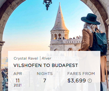 Sail On A Crystal Ultra Luxury European River Cruise In 2021 And Save Up To 50