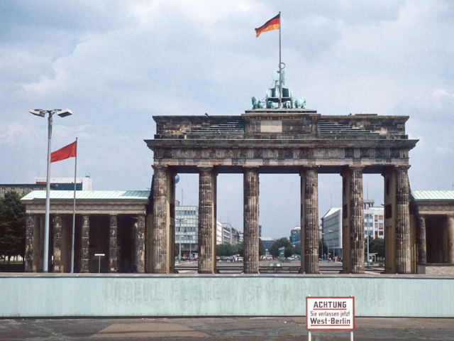 30 Years Later: Celebrating One of the Great Monuments to Democracy