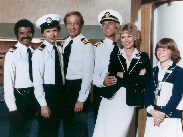 Kiss the 'Love Boat' Goodbye