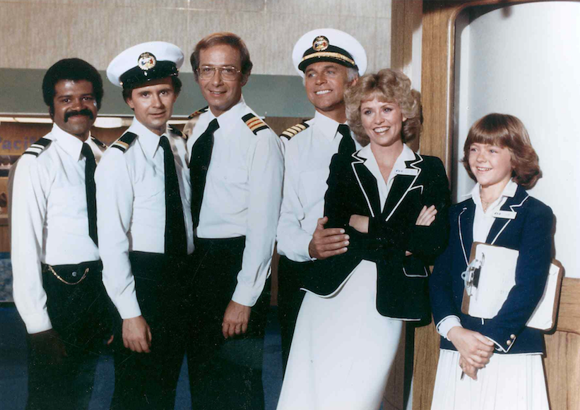 Kiss the 'Love Boat' Goodbye