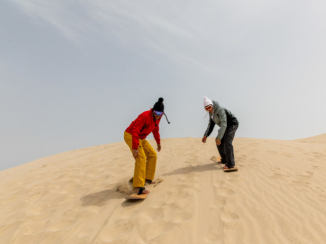 5 Ways to Explore this Country's Desert From the Traditional to the Extreme
