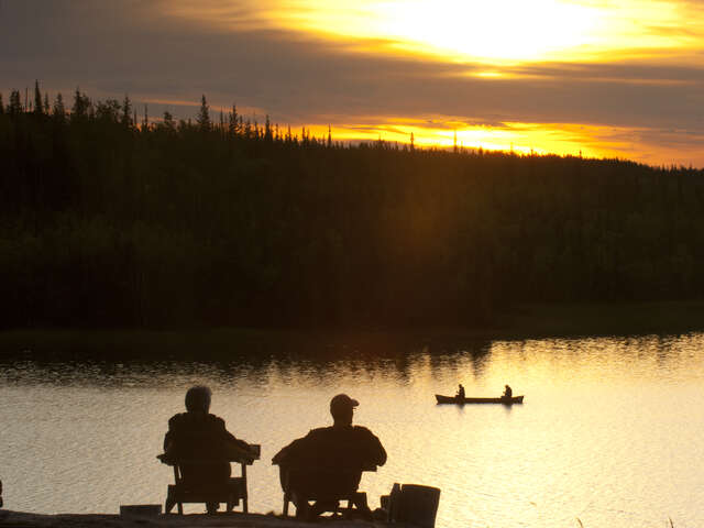 Yellowknife and the Northwest Territories