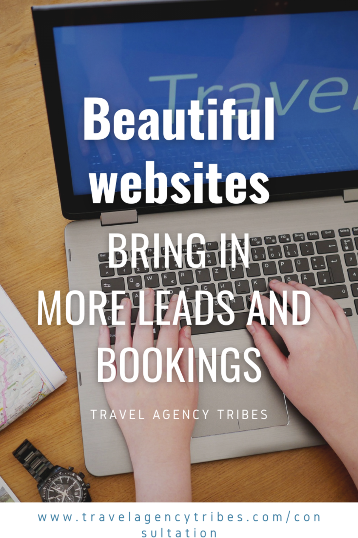Get a Travel Agency Website