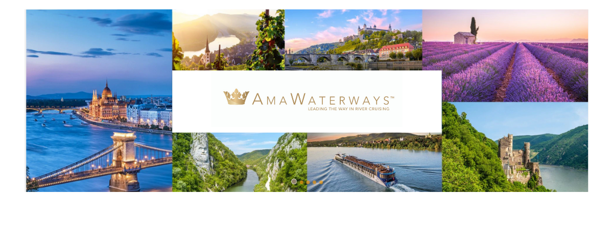 AmaWaterways - Heart of the River for 2021 and 2022!