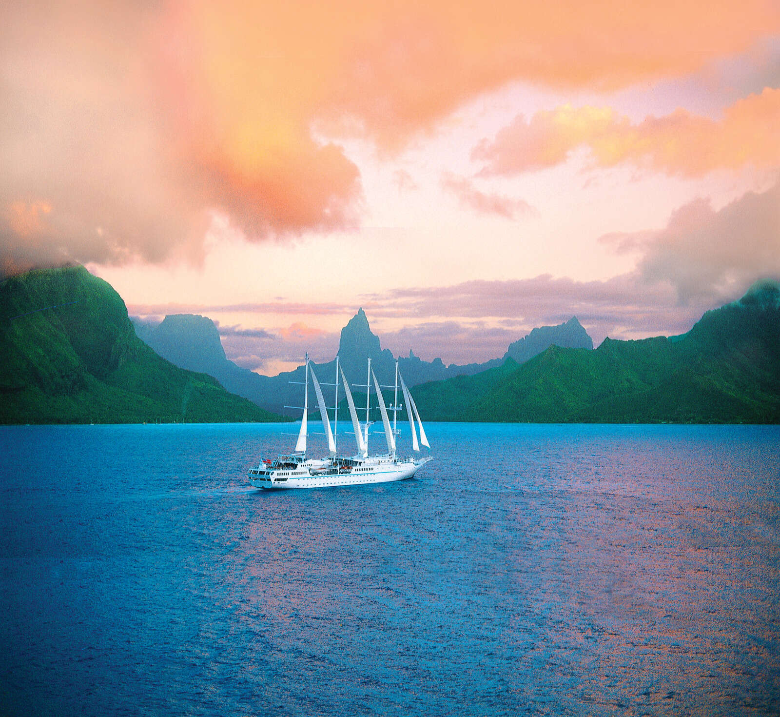 Windstar Cruises - Up to $400 Shipboard Credit