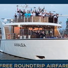 Free Roundtrip Air on Select November AmaWaterways Rhine and Danube European River Cruises