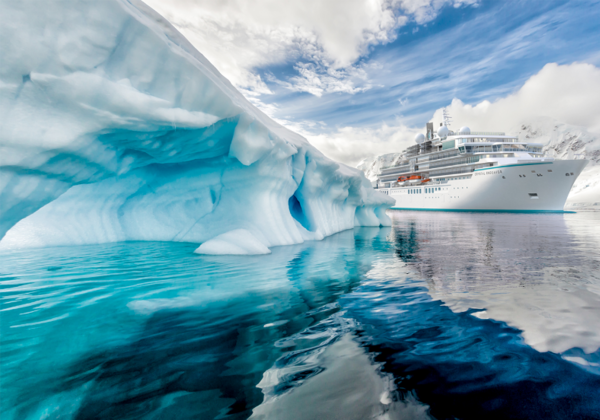 You Can Now Book on the World's Largest Luxury Expedition Yacht's Inaugural Season - the Crystal Endeavor