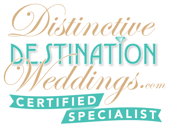 Distinctive Destination Weddings Certified Specialist