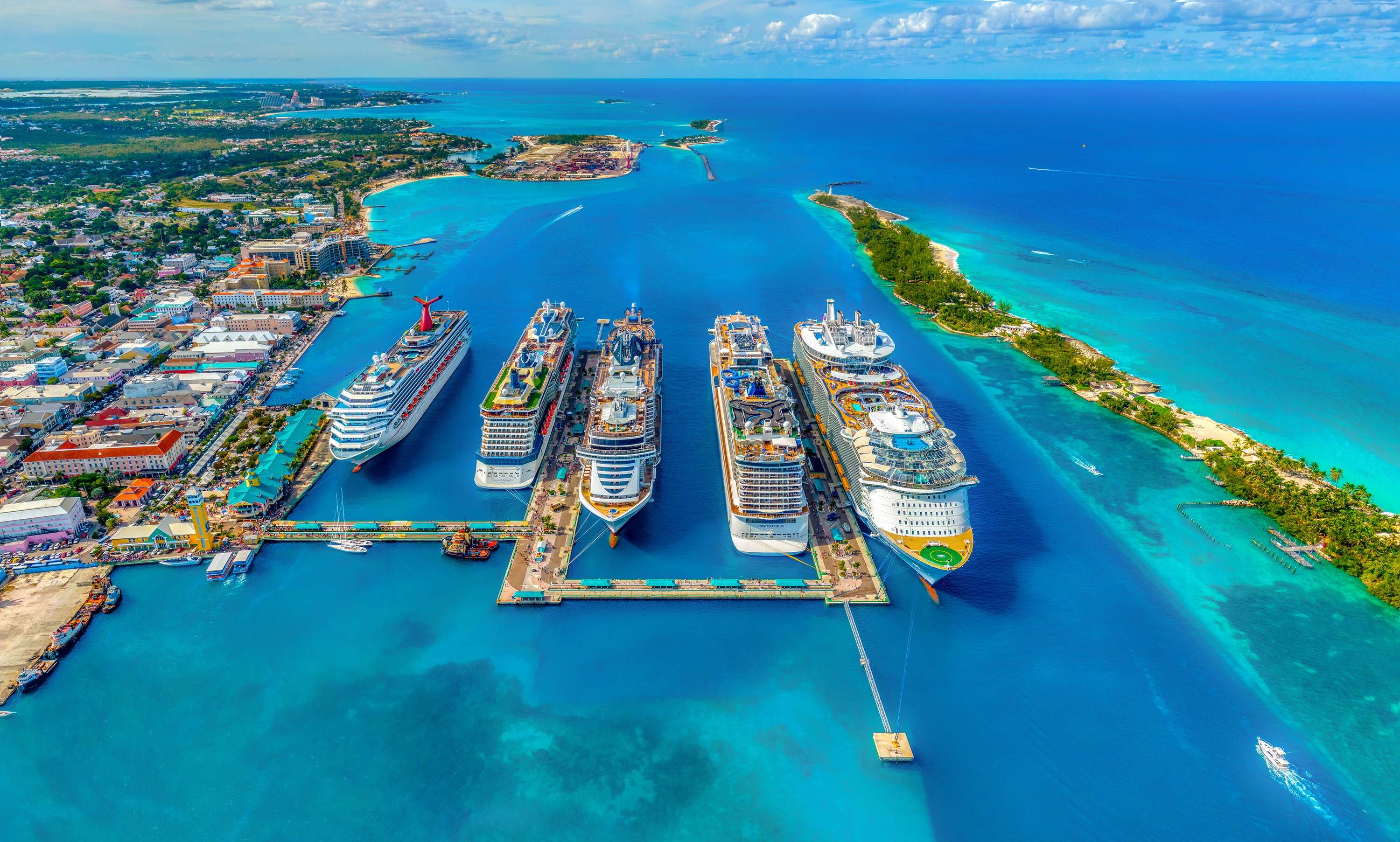 Cruise and Stay Packages