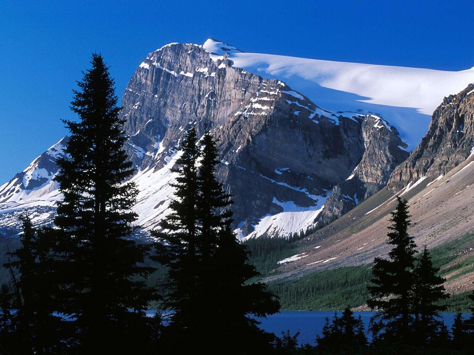 Ice field, Banff National Park