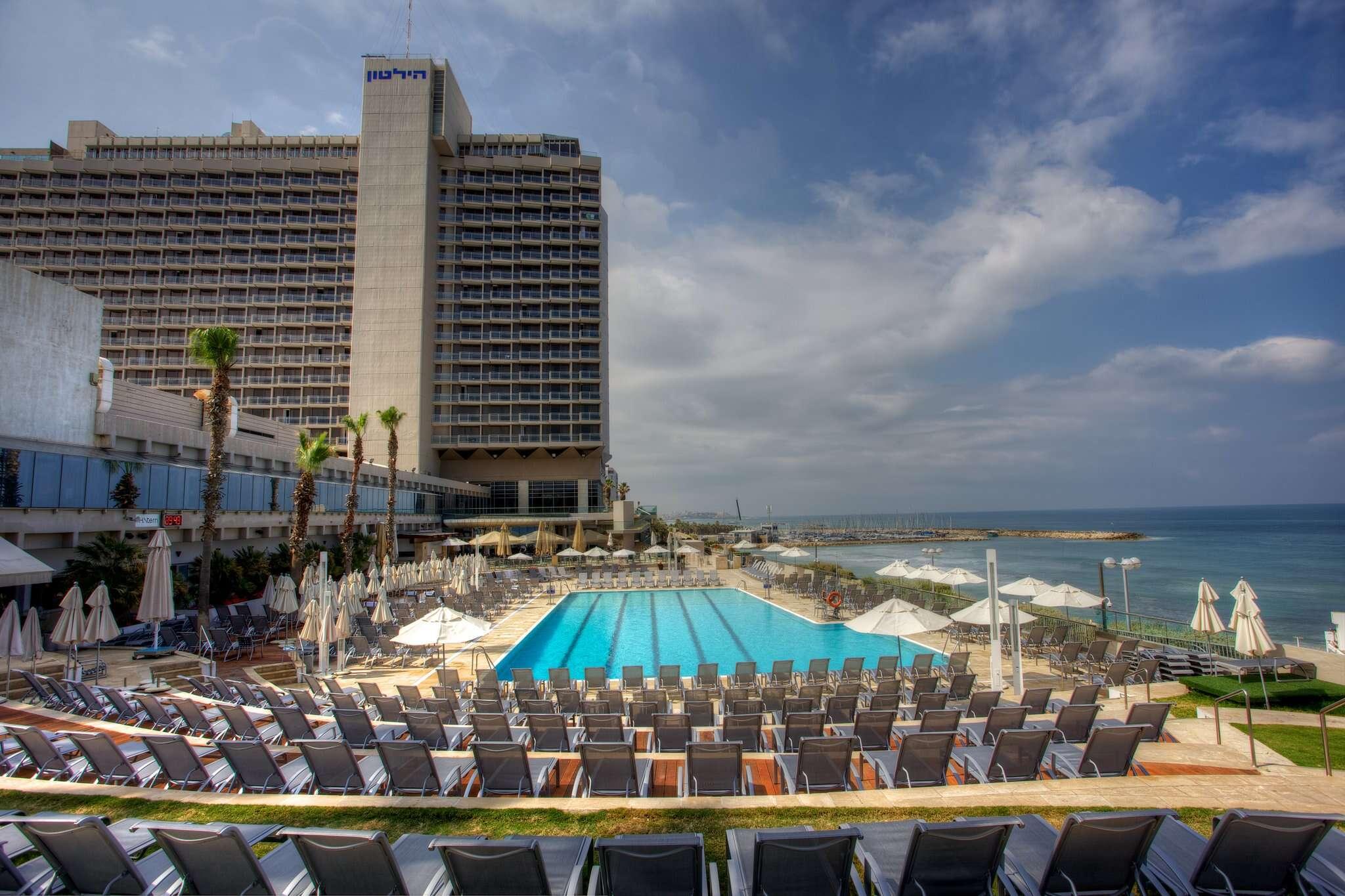 Fantastic stay in Hilton Tel Aviv