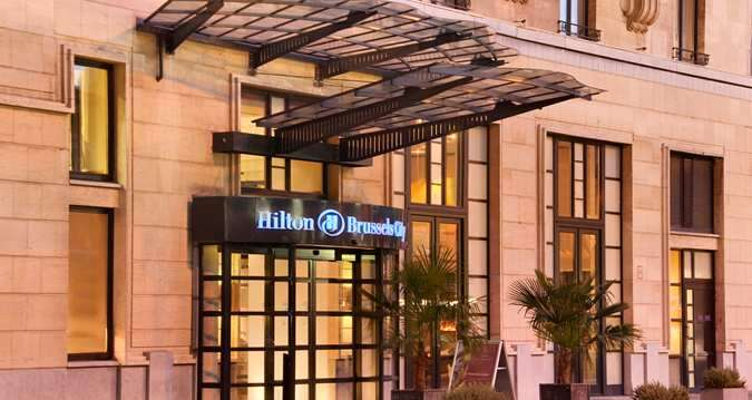 Hilton Brussels City: A Corporate Haven in Downtown Brussels