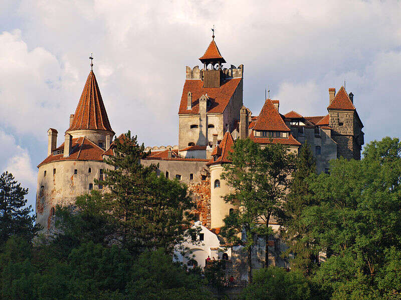 Have a Spooky Yet Dramatic Holiday Vacation in Transylvania, Romania