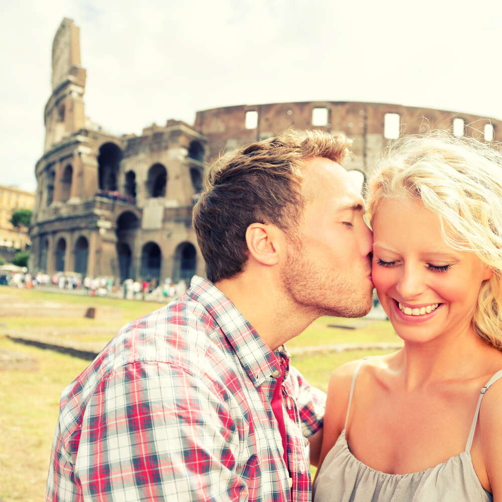 5 Romantic things to do in Rome
