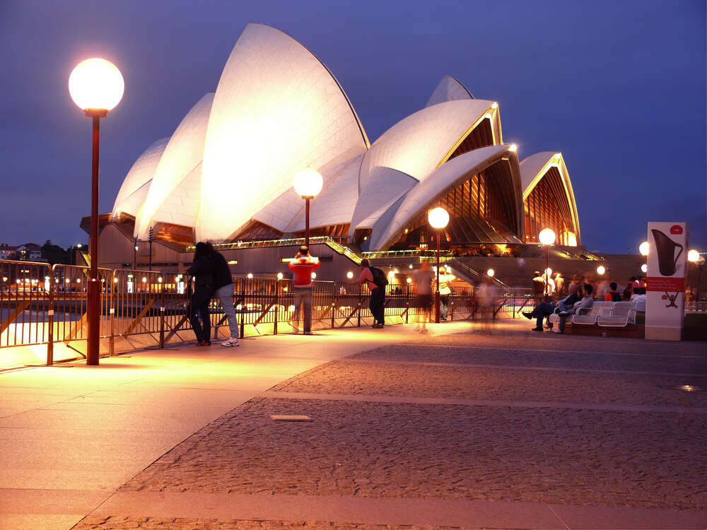 10 interesting facts about the Sydney Opera House