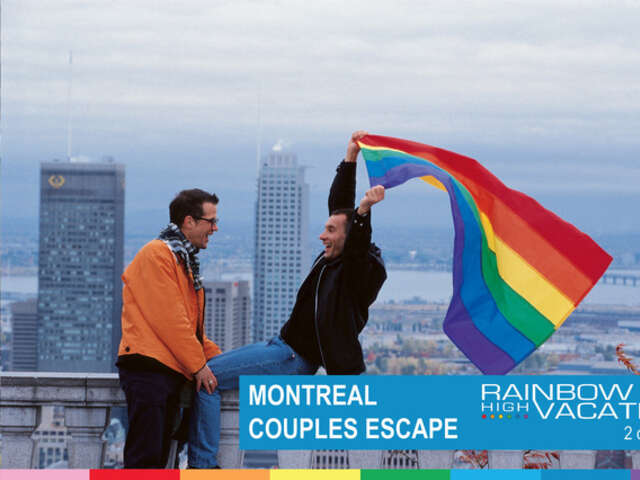 MONTREAL COUPLES ESCAPE