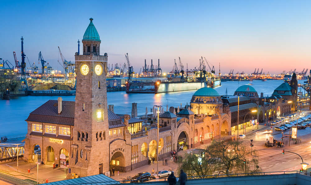 5 things you need to know about Hamburg