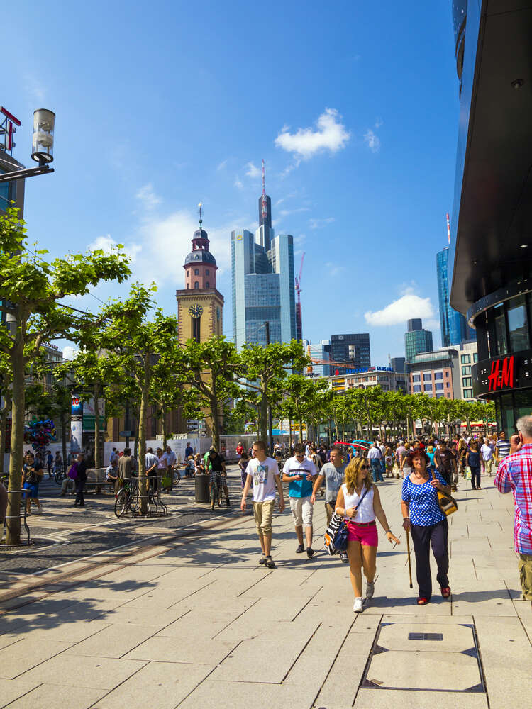 5 things you need to know about Frankfurt