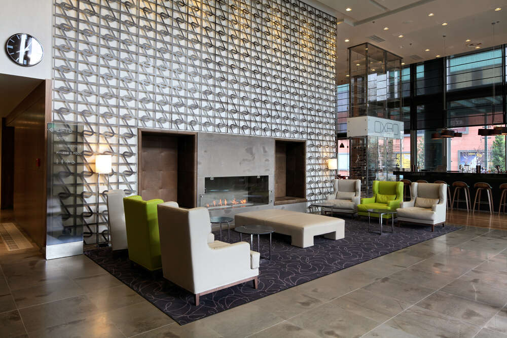 5 great hotels in Dusseldorf