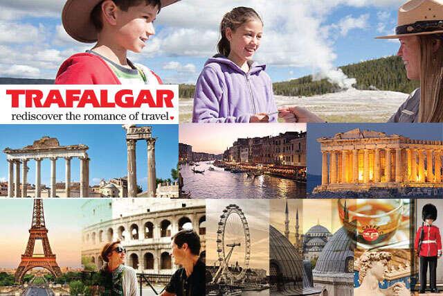Trafalgar's Travel Styles