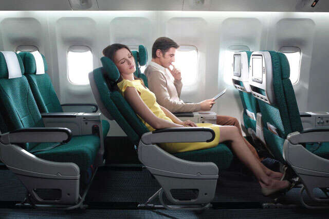 Flying to Hong Kong in style and on a budget!
