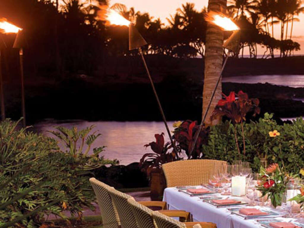 The Breathtaking Fairmont Orchid Resort On The Kohala