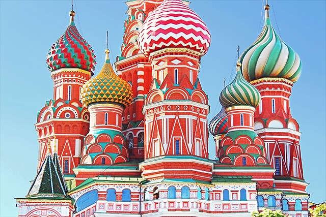 Russia River Cruising