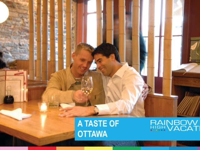 A TASTE OF OTTAWA