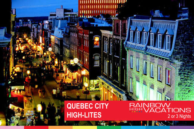 QUEBEC HIGH-LITES