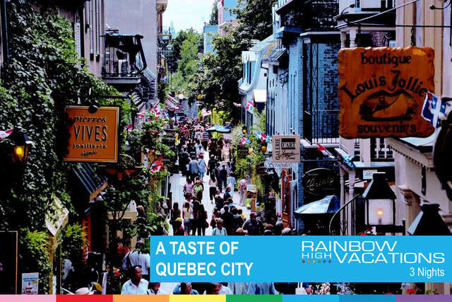 TASTE OF QUEBEC CITY