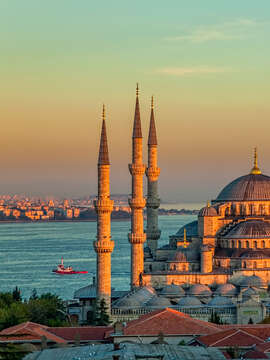 Experience a Life of Luxury at The Four Seasons Hotel Istanbul