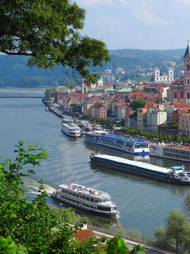 BELGIUM & HOLLAND IN SPRING - with Tauck River Cruises.