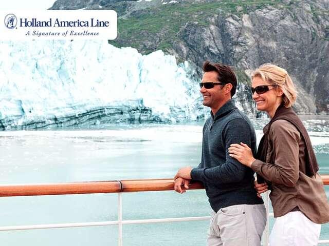 Alaska Cruise onboard Noordam