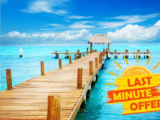 Last Minute Mexico - SK+MB Departures