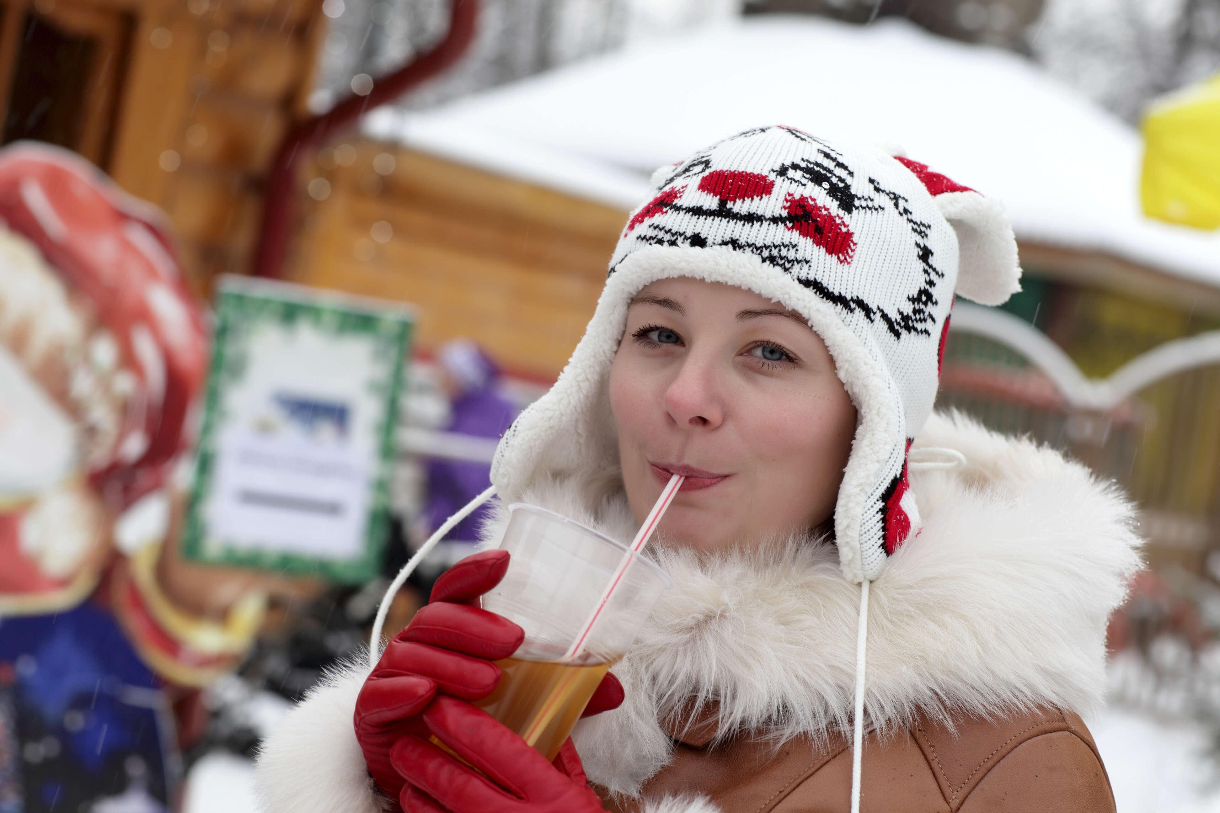 Fun Christmas Drinks from around the world