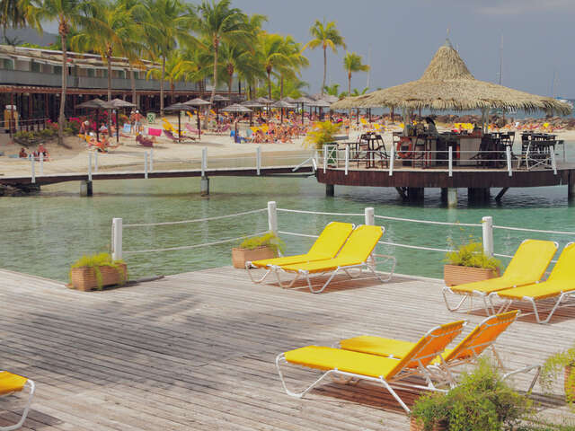 Club Med Buccaneer's Creek resort